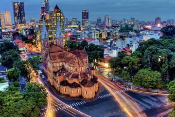 Saigon City Tour and Cu Chi Tunnel Fullday