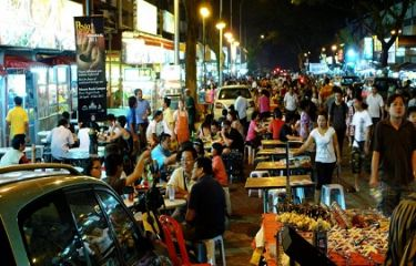 Indulge in the Street Food