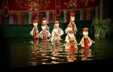 Water Puppet Shows in Ho Chi Minh
