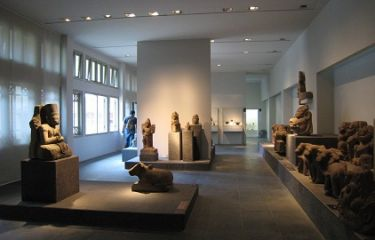 The Museum of Cham Sculpture in Da Nang